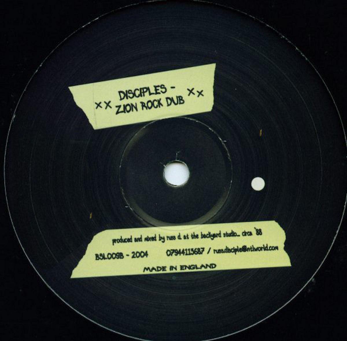 Almighty Dub / Zion Rock Dub