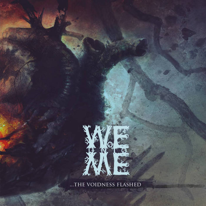 Новый альбом WOE UNTO ME - Among The Lightened Skies The Voidness Flashed (2017)
