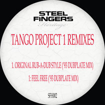 Tango Project 1 ('93 Dubplate Mixes) cover art