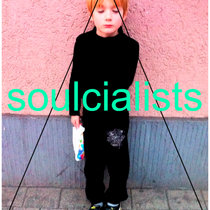 SOULCIALISTS cover art