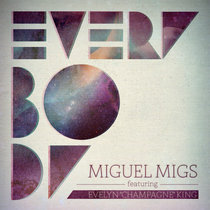 "Everybody feat. Evelyn ""Champagne"" King cover art"