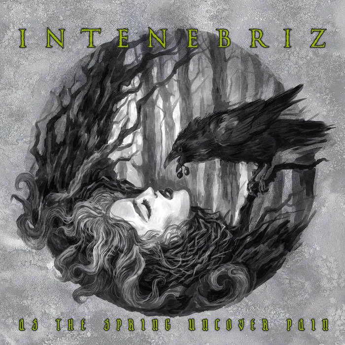 Новый альбом IN TENEBRIZ - As The Spring Uncover Pain (2017)