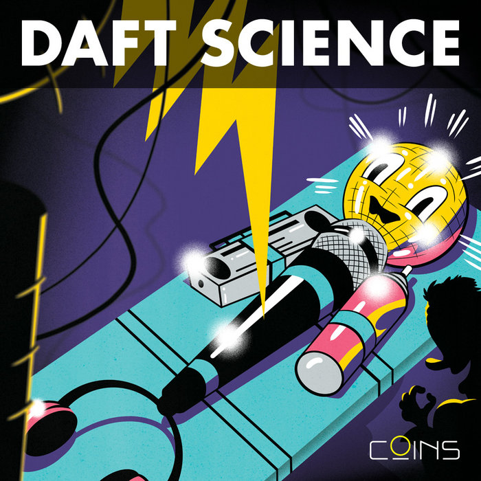 Daft Science, by Coins