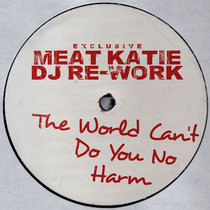 The World Can't Do You No Harm - Meat Katie Re-work- Pay What You want! cover art