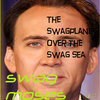 The Swagplane over the Swagsea Cover Art