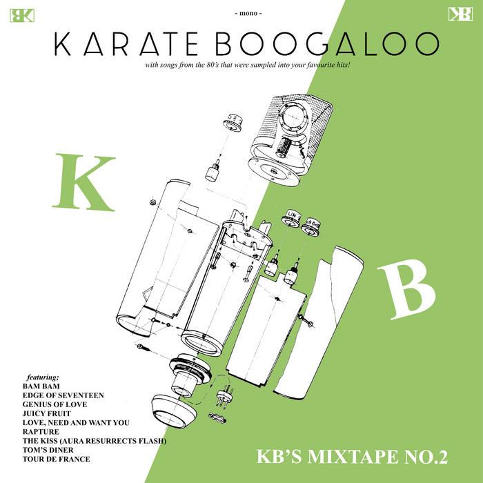 Karate Boogaloo - KB's Mixtape No. 2 (2019) LEAK ALBUM