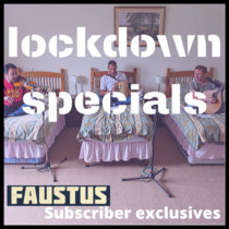 Lock-down specials cover art
