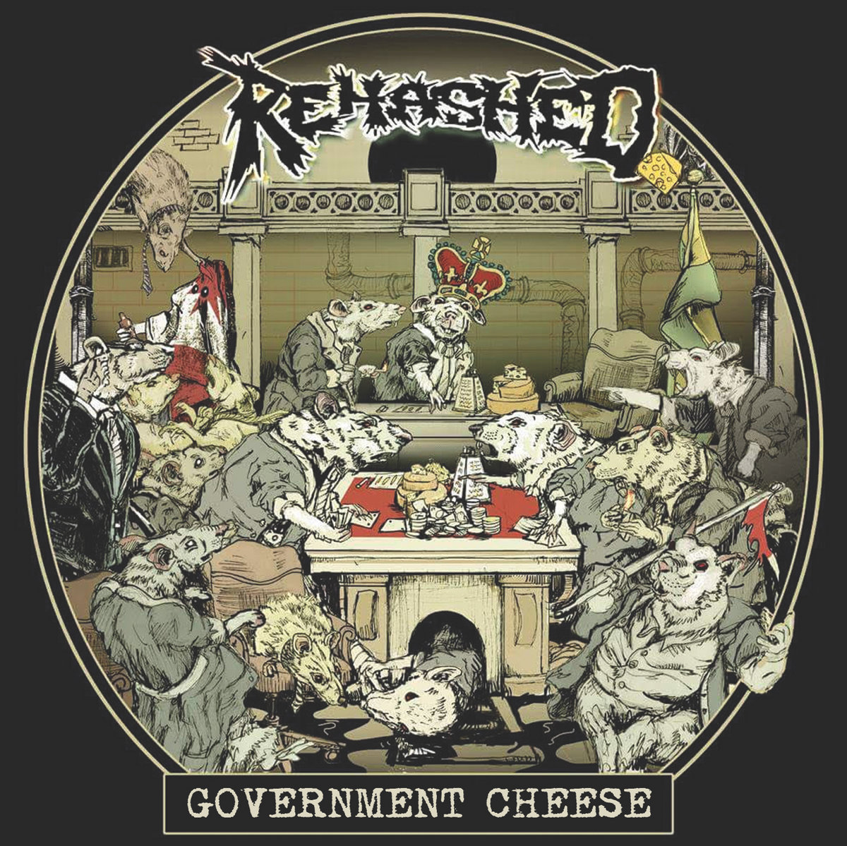 Government Cheese. by Rehashed