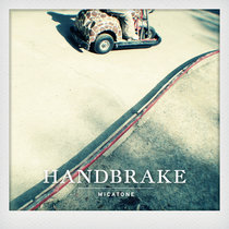 Handbrake cover art
