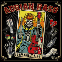 Gypsybilly King cover art