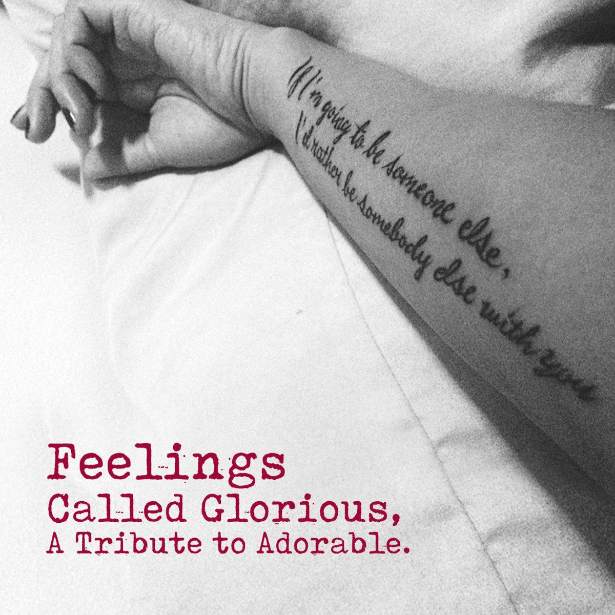 1f340b9614d Feelings Called Glorious
