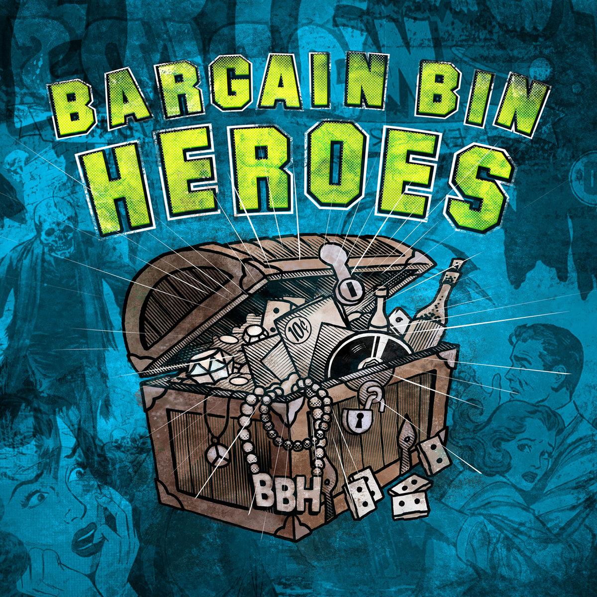 Bargain Bin Heroes  c68bec5bf