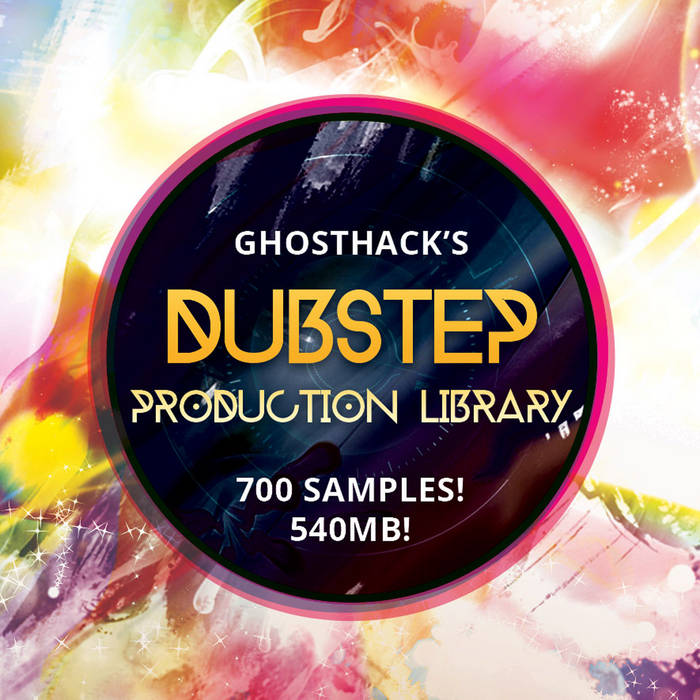 Dubstep Production Library cover art