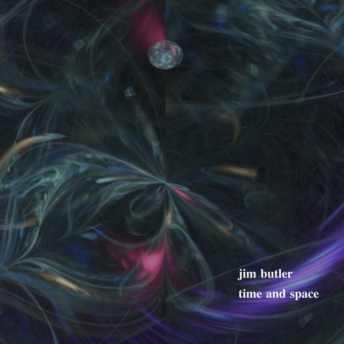 Space and Time by Jim Butler