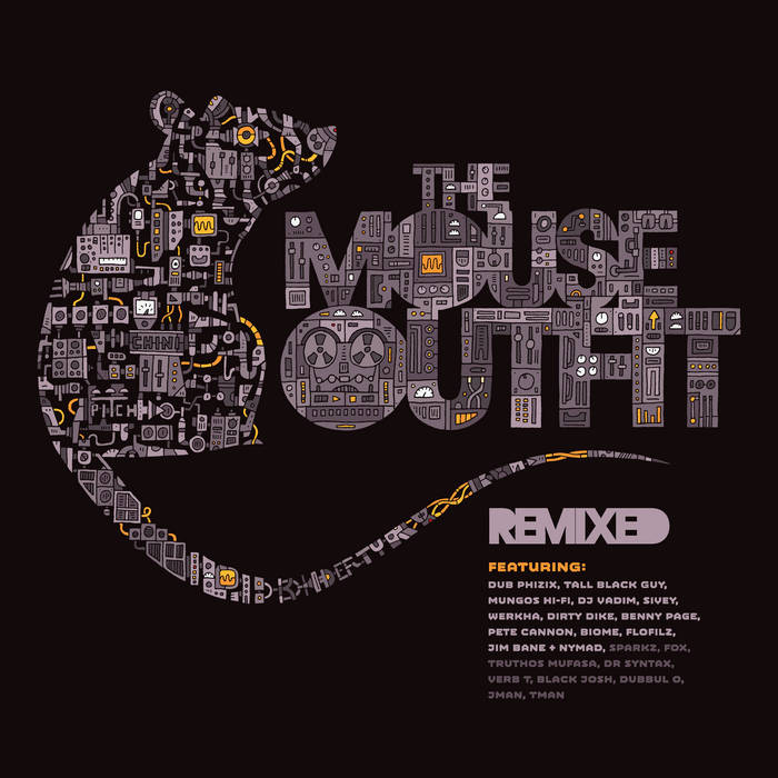 Cover The Mouse Outfit - No Wonder (Tall Black Guy Remix) feat. Sparkz