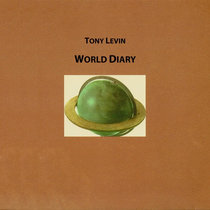 World Diary cover art