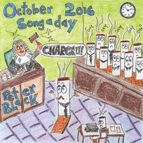 SONG A DAY - October 2016 cover art