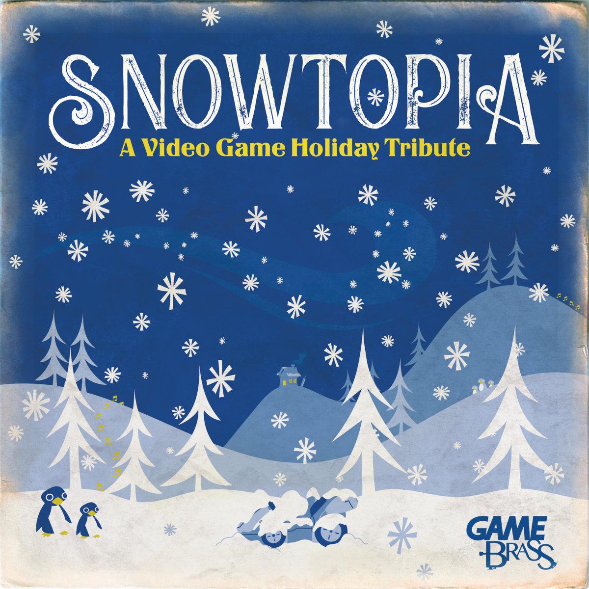 Snowtopia | The Game Brass