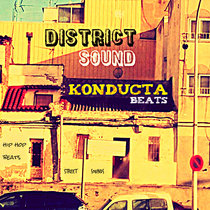 District Sound [ Beat Tape ] cover art