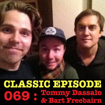 Ep 069 : Tommy Dassalo & Bart Freebairn love the 25/04/13 Letters cover art