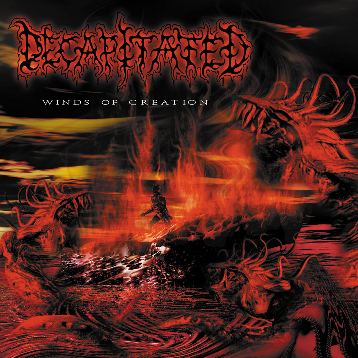 winds of creation decapitated