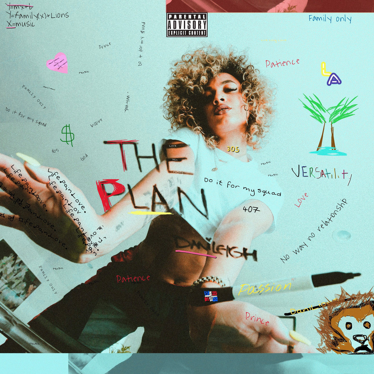 Lil Bebe [Explicit] (Remix) [feat  Lil Baby] | DaniLeigh
