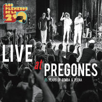 Live at Pregones cover art