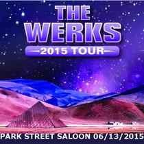 Live @ Park Street Saloon-Columbus, OH 6/13/2015 cover art