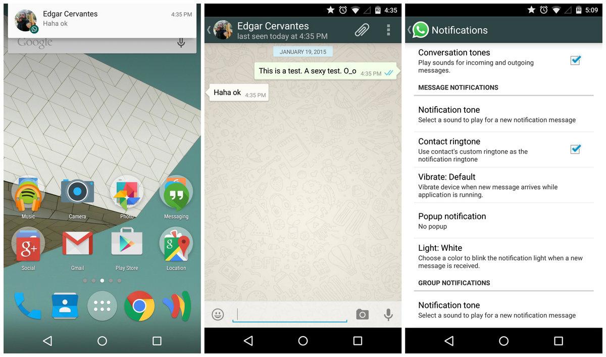 descargar whatsapp para samsung gt-s5830