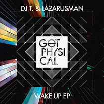 Wake Up EP cover art