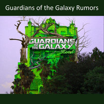 Guardians of the Galaxy Rumors cover art