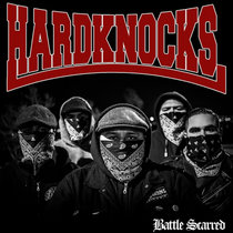 Battle Scarred cover art