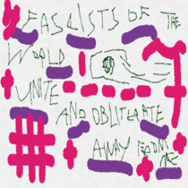 Dredge (Foci's Left) - Ultramundanity Is Filling, Finicky Fragile LP (05072016) cover art