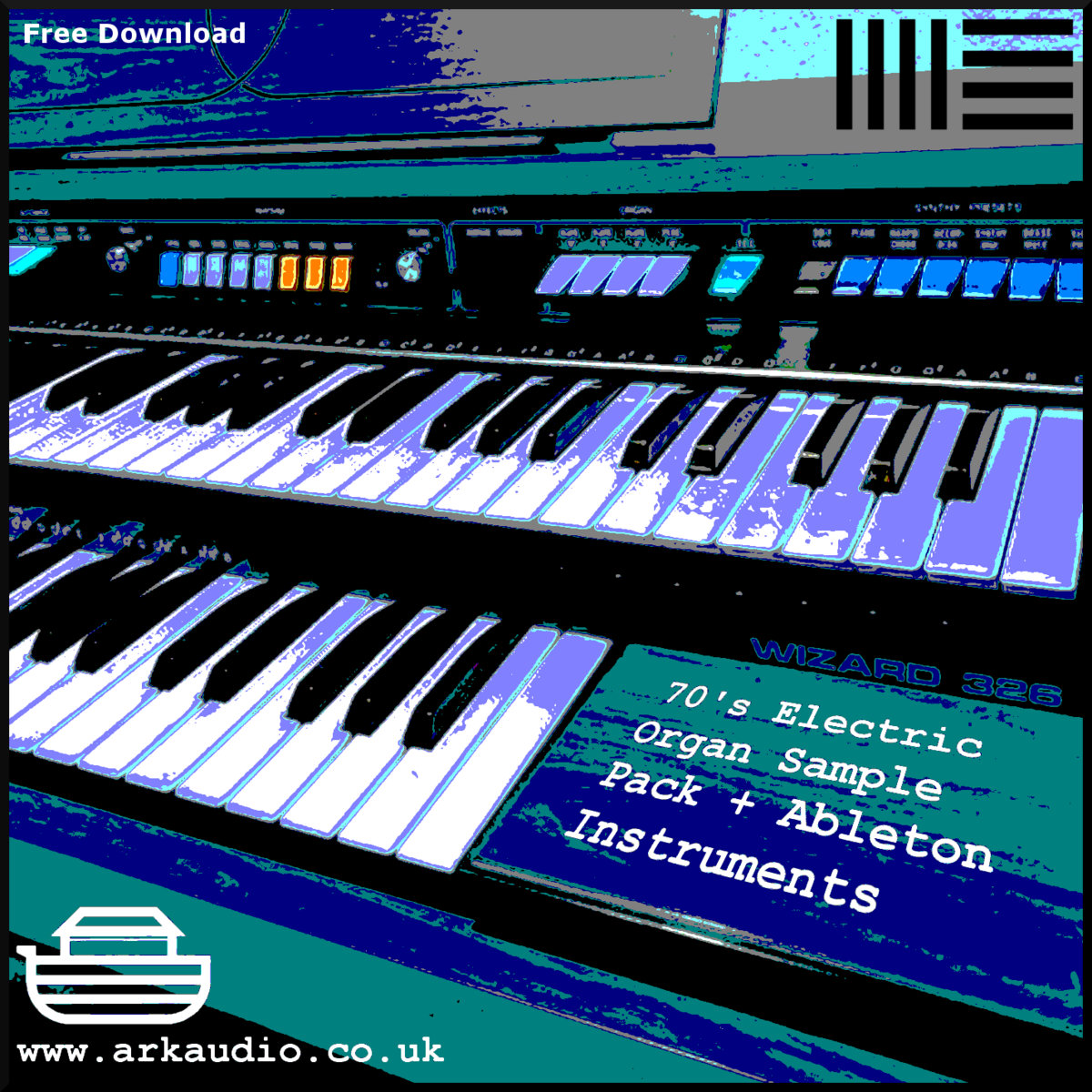 Vintage Electric Organ Samples [free] | Ark Records