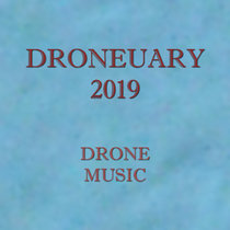 Droneuary 2019 cover art