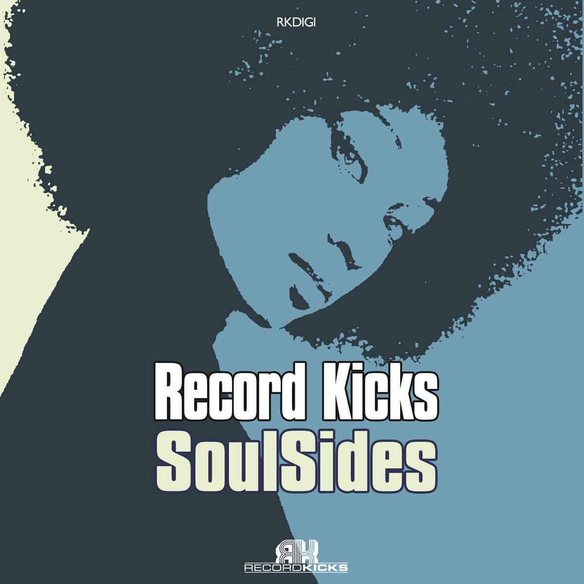 Record Kicks Soul Sides Various Artists