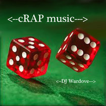 cRAP music cover art