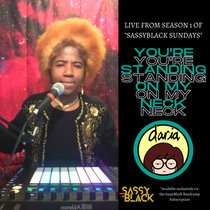 You're Standing On My Neck/Daria Theme Song (Live) SBS S1 E6 cover art