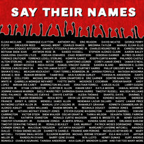 Say Their Names cover art