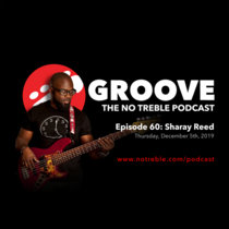 Groove – Episode #60: Sharay Reed cover art