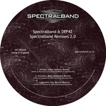 Spectralband Remixes 2.0 cover art