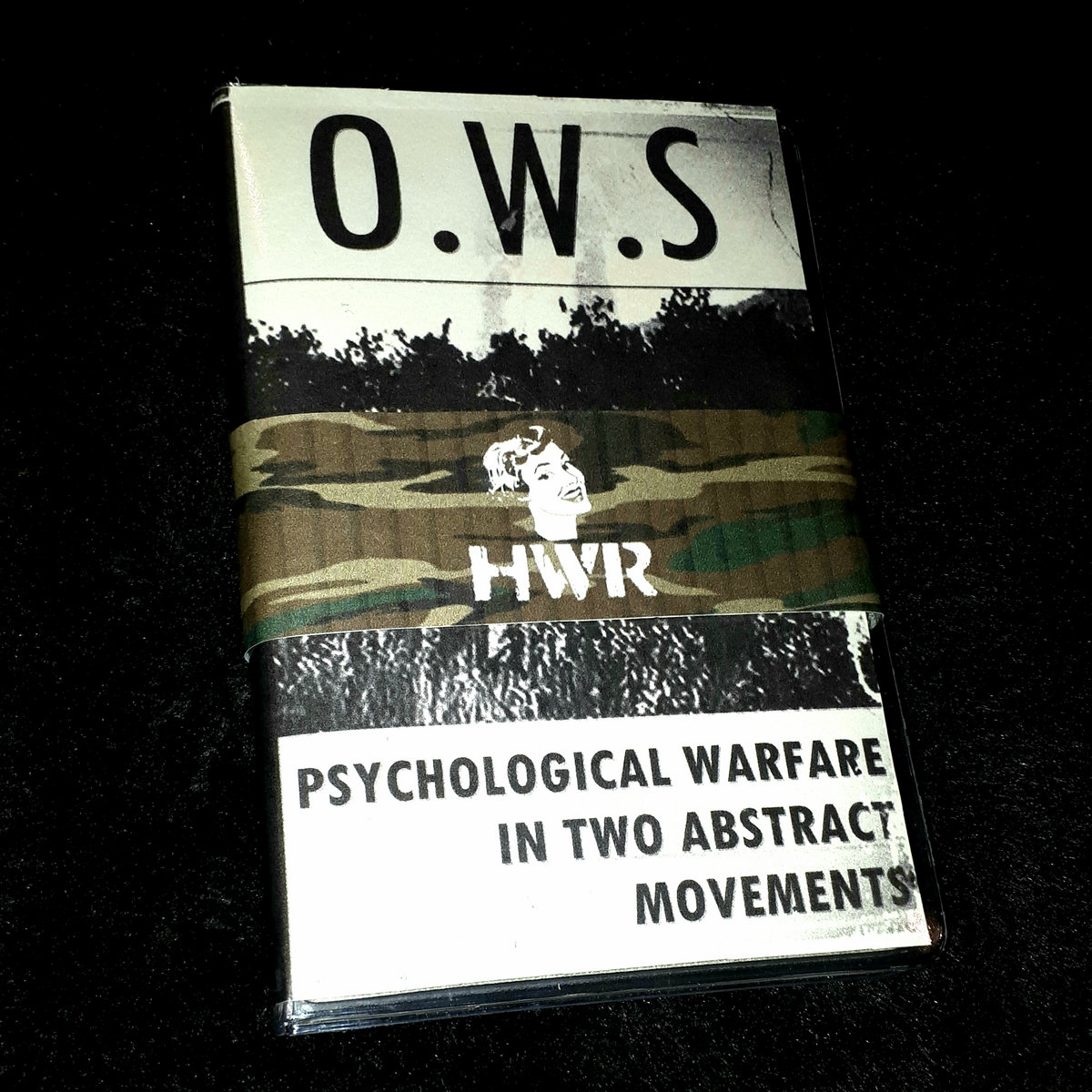 the psychological warfare division Array o