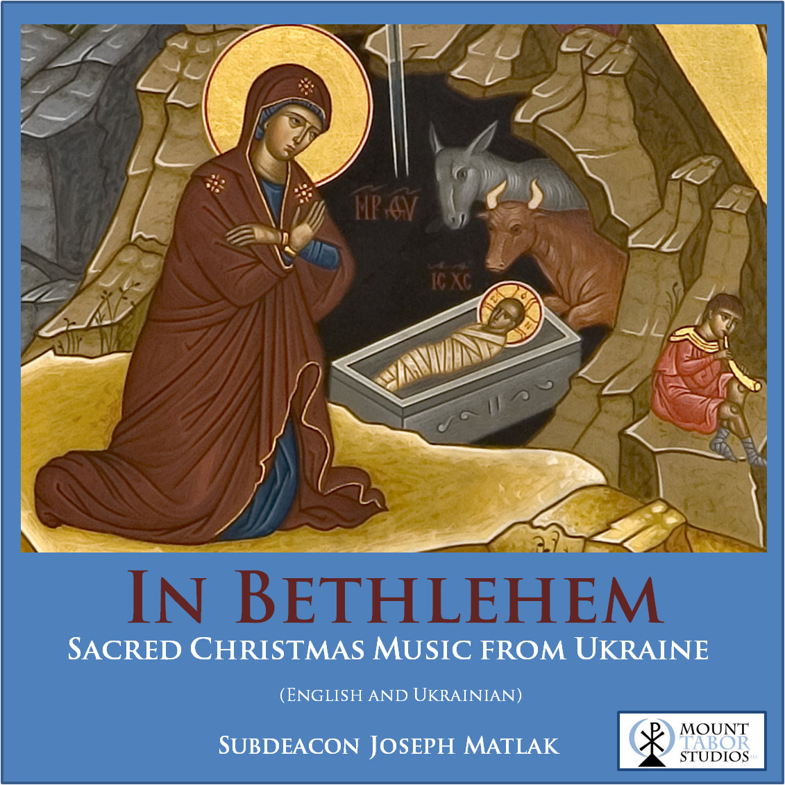 In Bethlehem: Sacred Christmas Music From Ukraine | Tabor Music