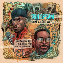 Come A Long Way feat. Masta Ace & Large Pro cover art