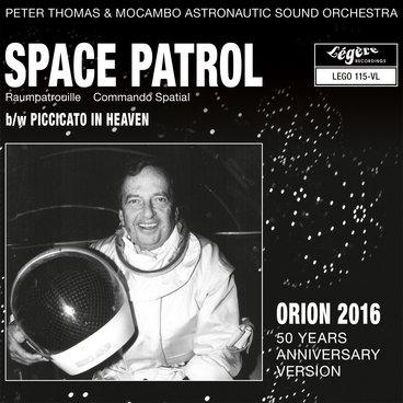 Space Patrol / Picciacato In Heaven main photo