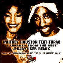 Whitney Houston ft Tupac Shakur - Learned From The Best cover art