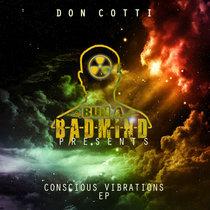Conscious Vibrations EP + Acapellas cover art