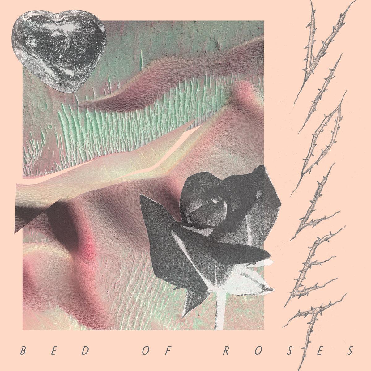 Bed Of Roses Violet