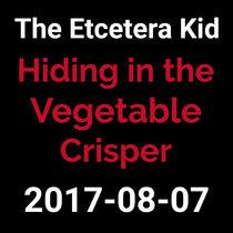 2017-08-07 - Hiding in the Vegetable Crisper (live show) cover art