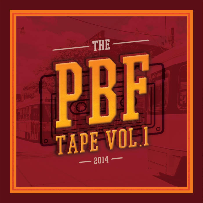 PBF Tape Vol. 1 cover art